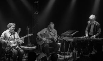 Concert. Van Campenhout, Melaerts en Hautekiet