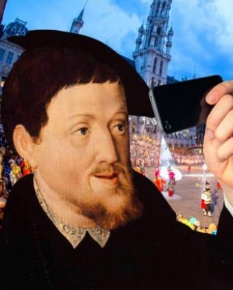 Lezing. Vruchtbare periode van Bruegel in Brussel