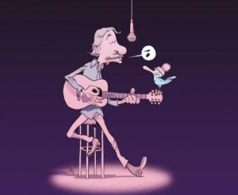 Concert. Henri Dès
