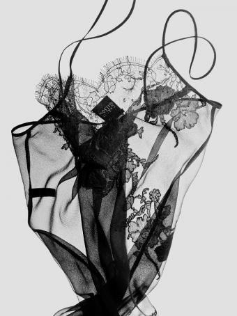Broodje Brussel. Beautiful Lace & Carine Gilson (FR)