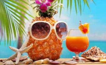 Happy+ke Beach Party