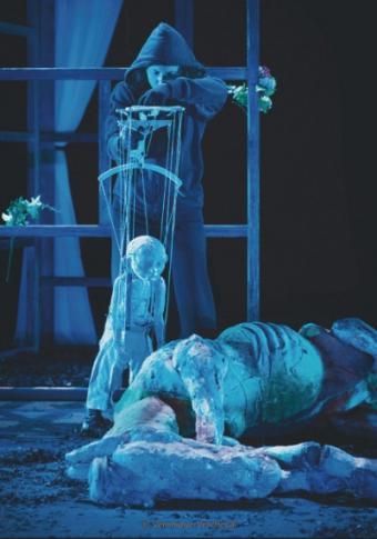 Theater. L'herbe de l'oubli