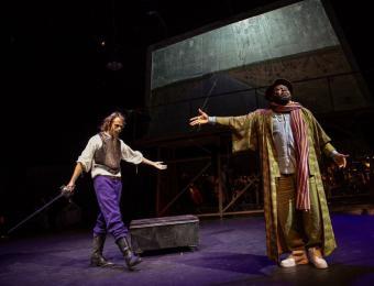 Theater. L'Homme de La Mancha