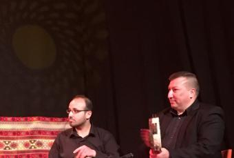 Concert. Nagham Zikrayat