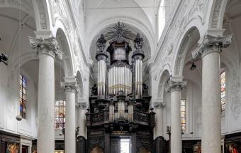 Orgel op maandagen