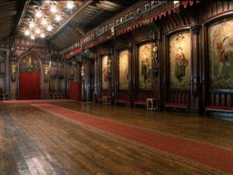 Stadhuis - Gotische zaal