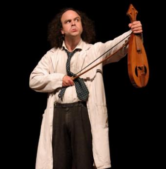 Theater-muziek. Totus Cordus - I'll be Bach!