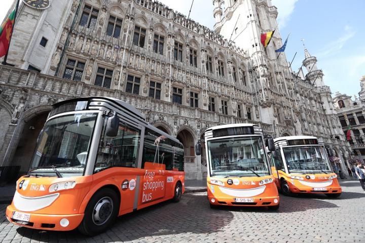 Free Shopping Bus