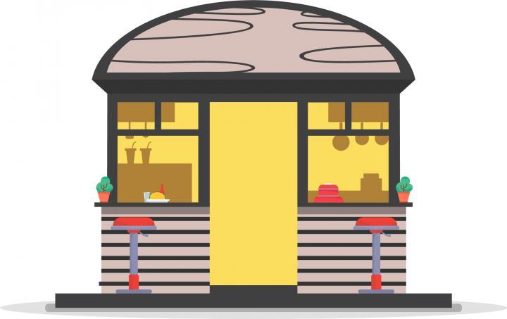 Openbare aanbesteding voor een kiosk op het De Brouckèreplein