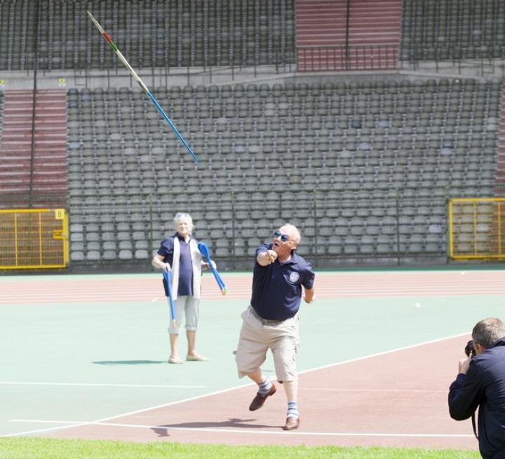 Olympiades voor senioren