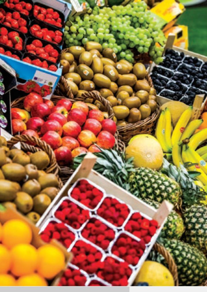 Verse groenten kopen bij de SAGAL