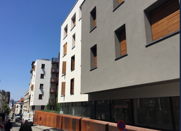 Nieuwe woningen voor senioren in de Marollen