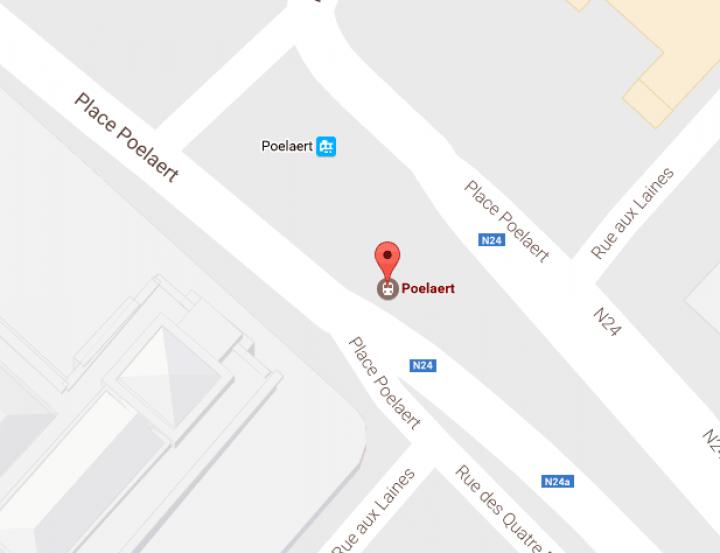 Poelaertplein