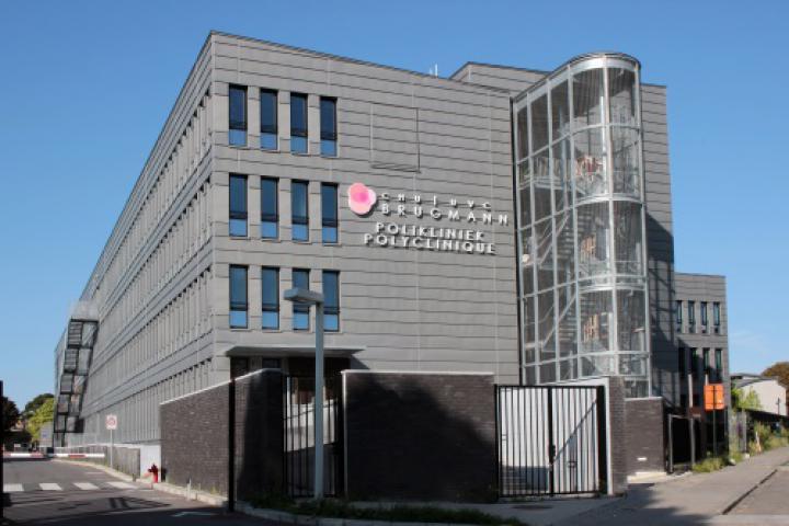 Nieuwe polikliniek Madeleine Lejour © Philippe SAMYN et ASSOCIÉS, architectes & ingénieurs - BEAI sa