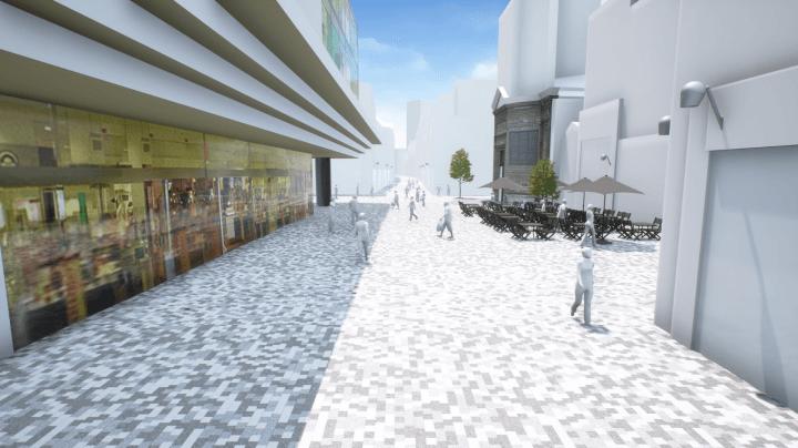 Heraanleg Nieuwstraat