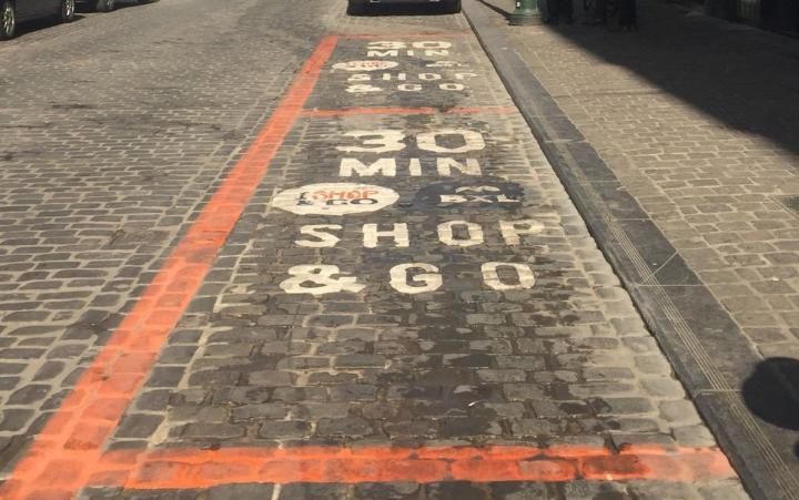 Parking 'Shop & Go'