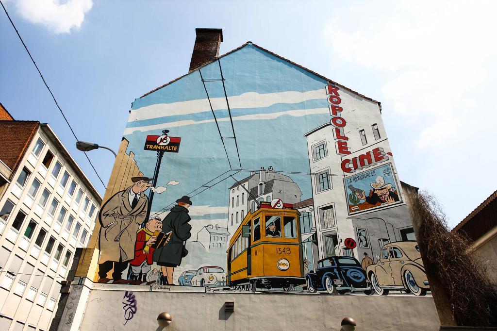De Jonge Albert (Chaland) - Cellebroersstraat