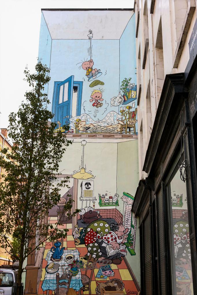 Jojo (Geerts) - Pierremansstraat