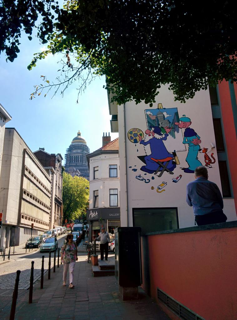 Léonard (Turk) - Kapucijnenstraat 23a