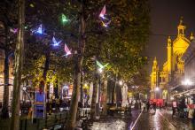 Brussels by Lights - klik om te vergroten