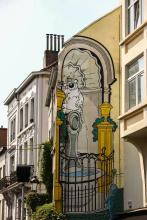 Dommel (Dupa) - Vlaamsesteenweg - klik om te vergroten