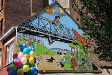 Jommeke (Jef Nys) - Lokvogelstraat 3 - klik om te vergroten