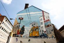 De Jonge Albert (Chaland) - Cellebroersstraat - klik om te vergroten