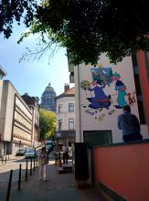 Léonard (Turk) - Kapucijnenstraat 23a - klik om te vergroten