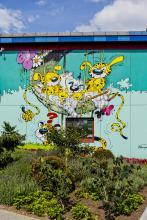 Marsupilami (Franquin) - Houba de Strooperlaan 141 - klik om te vergroten